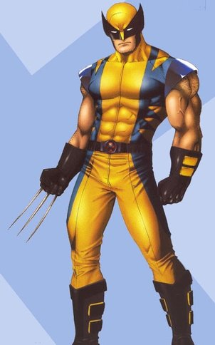 Astonishing X-Men Wolverine Costume  sc 1 st  90s Comics & The History of the Wolverine Costume - 90s Comics
